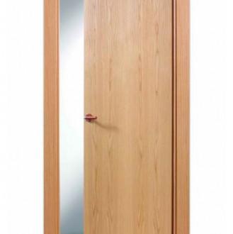 Puerta Moderna Barnizada Serie Lisa (L50)