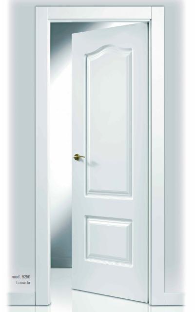 Puerta lacada en blanco sanrafael 9250ar - Puertas lacadas en blanco precios ...